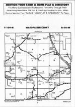 Map Image 005, Wabasha County 1992
